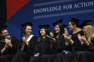Graduation: MBA Class of 2013
