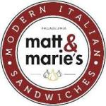 matt and maries