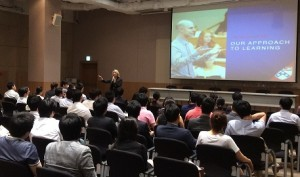 MBA Admissions Information Session in Seoul.