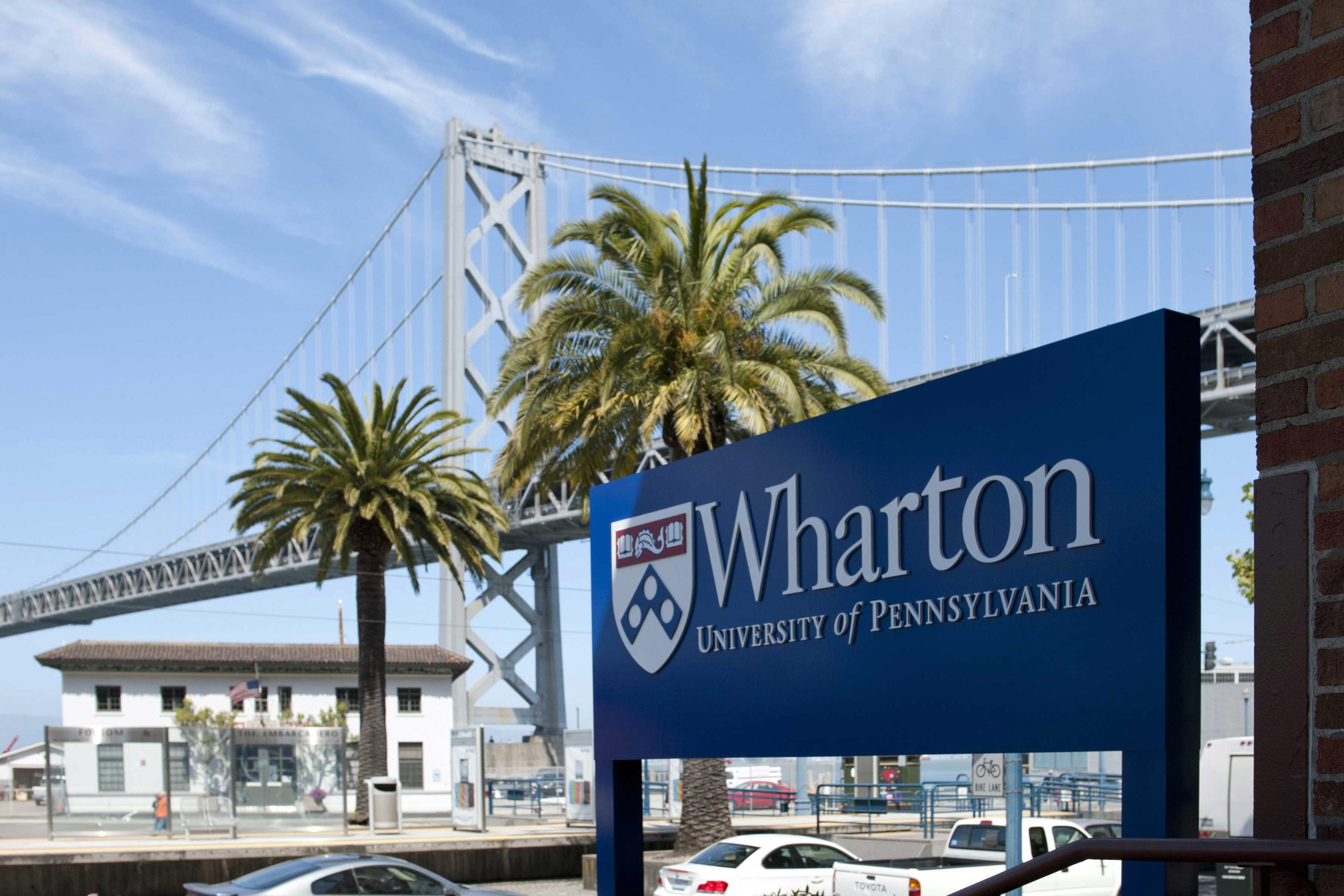 Wharton Team-Based Discussions: San Francisco - MBA Program
