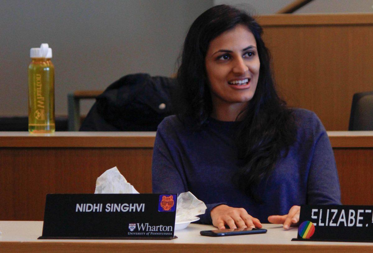 Nidhi Singhvi WG18