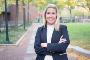 Headshot of Blair Mannix, Director of Wharton MBA Admissions
